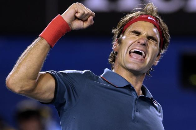 Roger Federer vs. Andy Murray: Recap and Results from Australian Open 2014