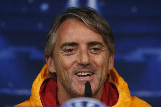 Roberto Mancini Taunts Manuel Pellegrini, Claims He Built Manchester City Team