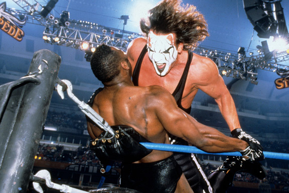 WrestleMania XXX: It's Now or Never for Sting in the WWE