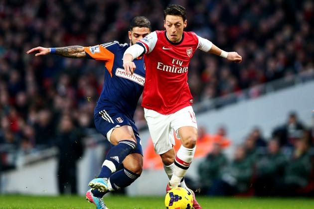 Why Arsenal's Mesut Ozil Will Win the Ballon d'Or in 2014