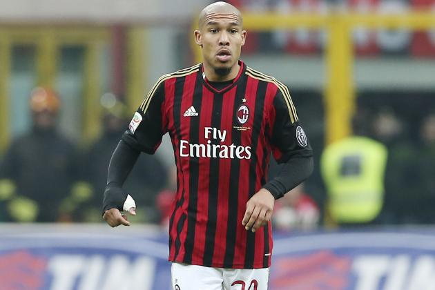 Liverpool Transfer Rumours: Nigel de Jong Vital to Reds in Lucas Leiva's Absence