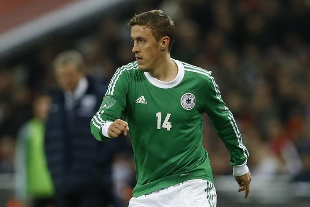 Manchester United Transfer News: Patrick Herrmann and Max Kruse Rubbish Reports