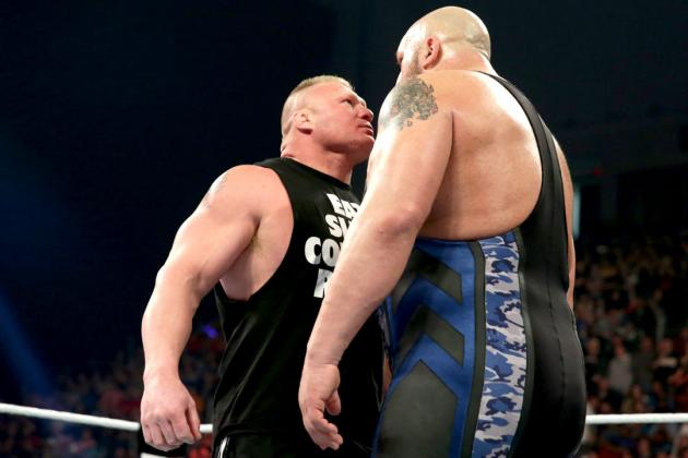 Brock Lesnar vs. Big Show: Massive Clash Will Exceed Expectations