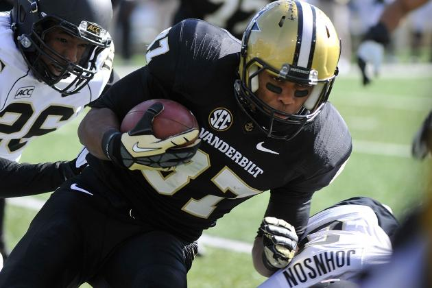 Vanderbilt Wide Receiver Matthews May Land with Jets
