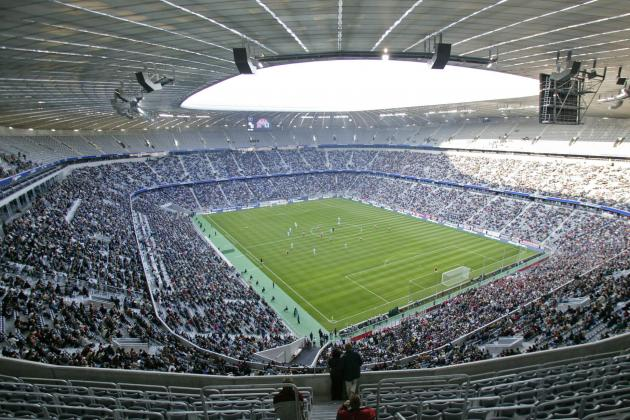 Bayern Munich Reveal Plans to Increase Allianz Arena Stadium Capacity