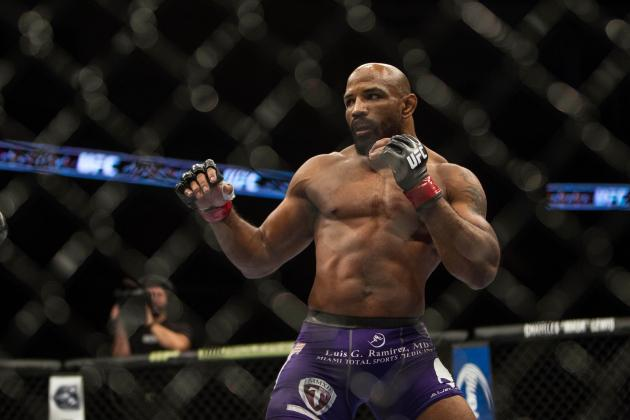 Can Yoel Romero Be a Legitimate Force in the UFC Middleweight Division?