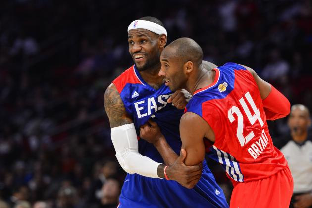 NBA All-Star Game 2014 Rosters: Predicting Starting Lineups for Both Squads