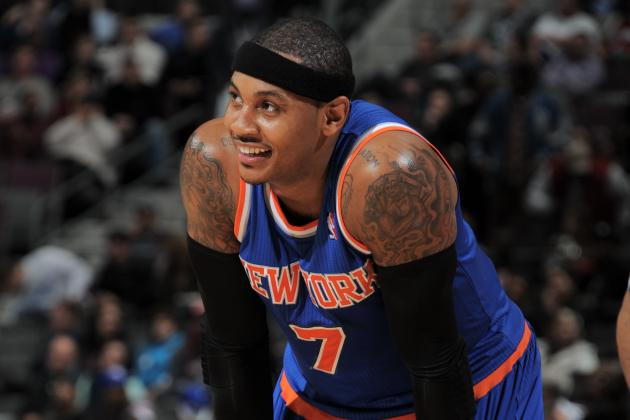 New York Knicks Have No Choice but to Explore Carmelo Anthony Trade