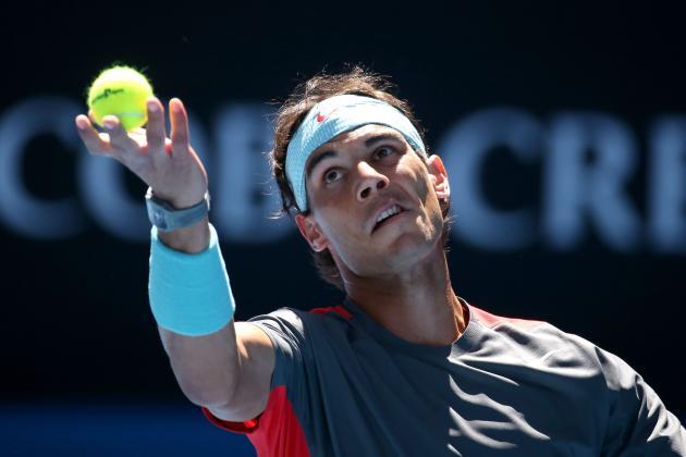 Rafael Nadal vs. Roger Federer: Critical Info for 2014 Australian Open Semifinal
