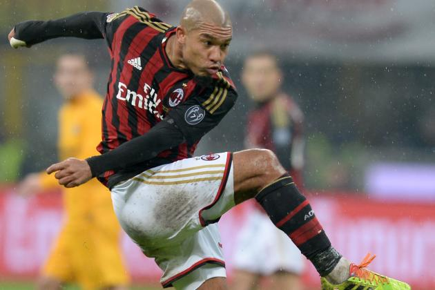 Weak Nigel De Jong to Liverpool Rumours Full of Football Clichés