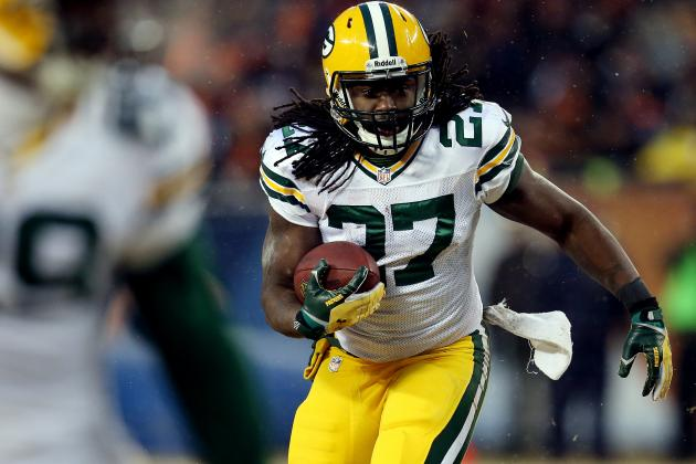 Tyler Dunne: A Dominant Eddie Lacy Still Key for Packers Closing NFC Gap