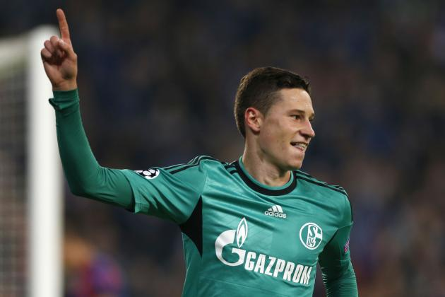 Arsenal Transfer News: Julian Draxler Told to Stay by Schalke Chief