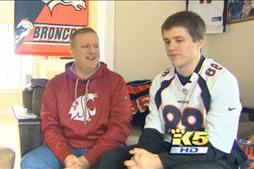 Teen Nathaniel Wentz Loses Job After Wearing Broncos Jersey to Work in Seattle