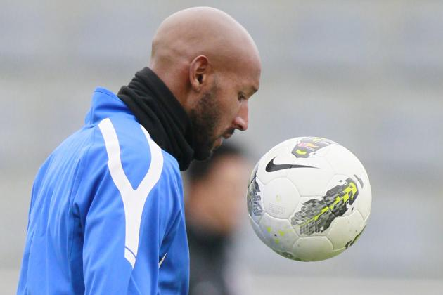 Nicolas Anelka Slams FA Charge, Says 'Quenelle' Gesture Wasn't Anti-Semitic