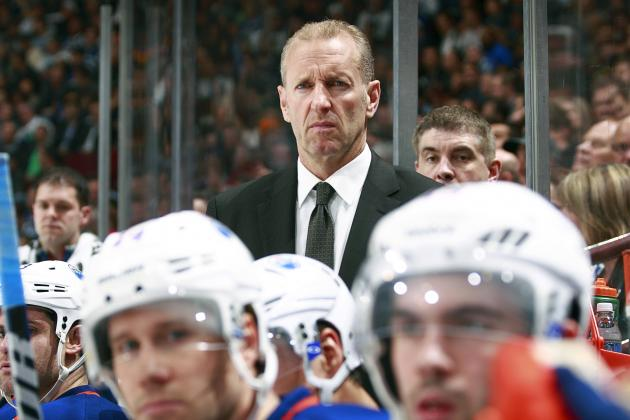 Ex-Oilers Coach Krueger Hired by English Premier League Team