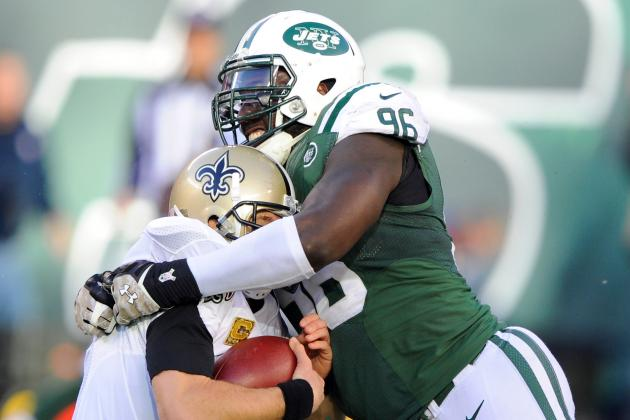 Wilkerson Vows to Make Pro Bowl Next Year