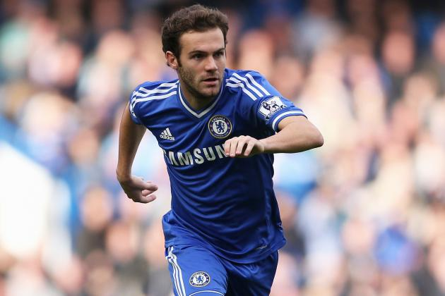 Juan Mata Transfer from Chelsea to Manchester United Is Right Fit for Everyone