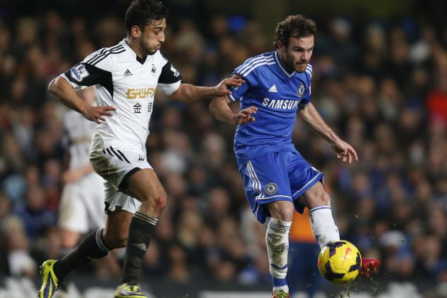 Juan Mata Reportedly Expected to Seal Manchester United Transfer Imminently