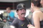 Schwarzenegger Goes Undercover as a Gold's Gym Employee