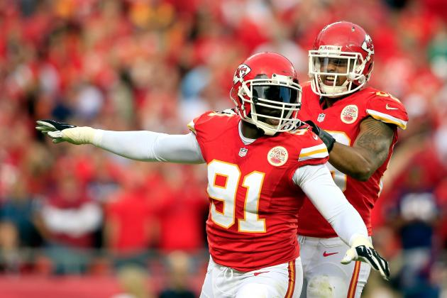 Kansas City Chiefs 2013 Report Card: The Defense