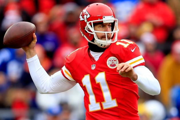Alex Smith Could Benefit from Pro Bowl