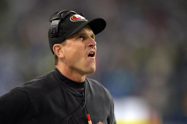 Players, Harbaugh Hope to Keep 49ers Together