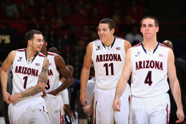 NCAA Basketball: Pac-12 Conference Power Rankings