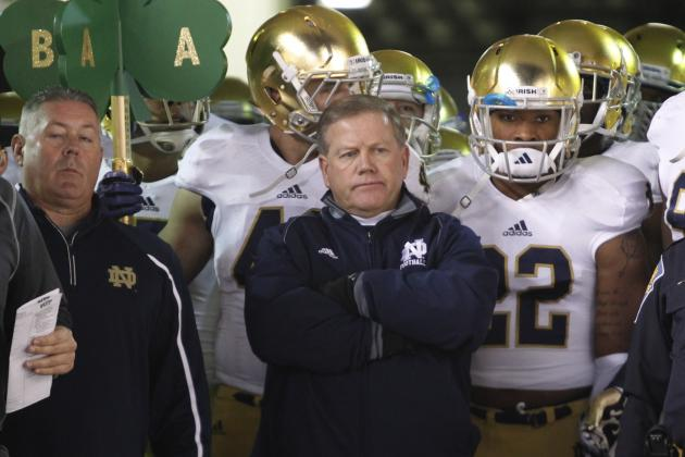 Notre Dame Football: How Irish Can Solidify a Top-5 Recruiting Class for 2014