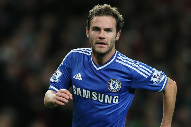 Juan Mata Joining Manchester United Will Destroy His Chelsea Legacy