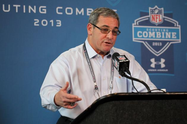 Gettleman Loving the Job He Always Wanted