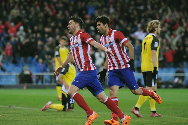 Copa Del Rey 2014: Keys to Victory in Remaining Quarterfinal Matchups
