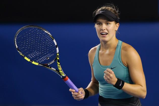 Eugenie Bouchard's Keys to Victory vs. Li Na in 2014 Australian Open Semifinal