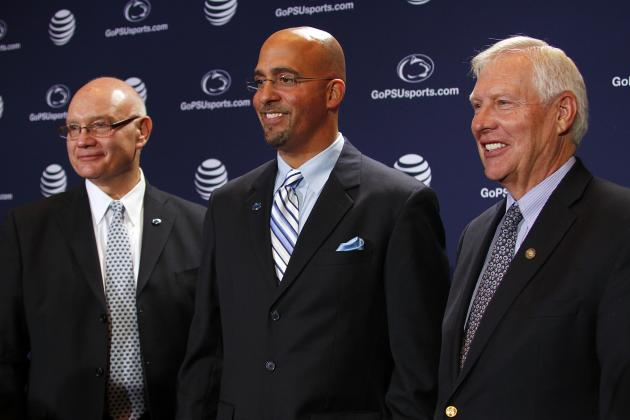 What It Will Take for James Franklin to Make Penn State a National Contender