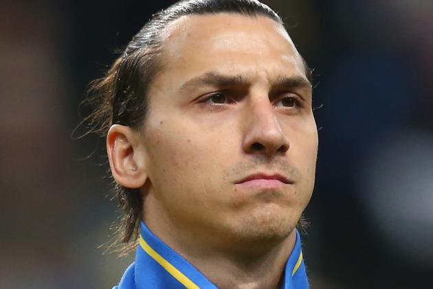 Zlatan Ibrahimovic Stars as a Sweaty, Intense Wild Hunter