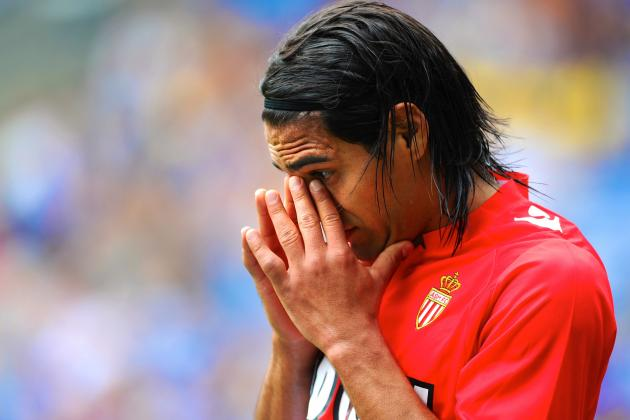 Radamel Falcao Injury: Updates on Monaco Star's Knee and Recovery