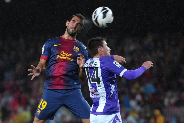 Liverpool Transfer News: Martin Montoya Whiff Will Cost Reds in Title Chase