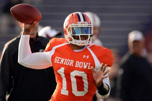 Senior Bowl Evaluations