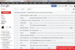 Sherman's Parody Gmail Inbox Is Hilarious