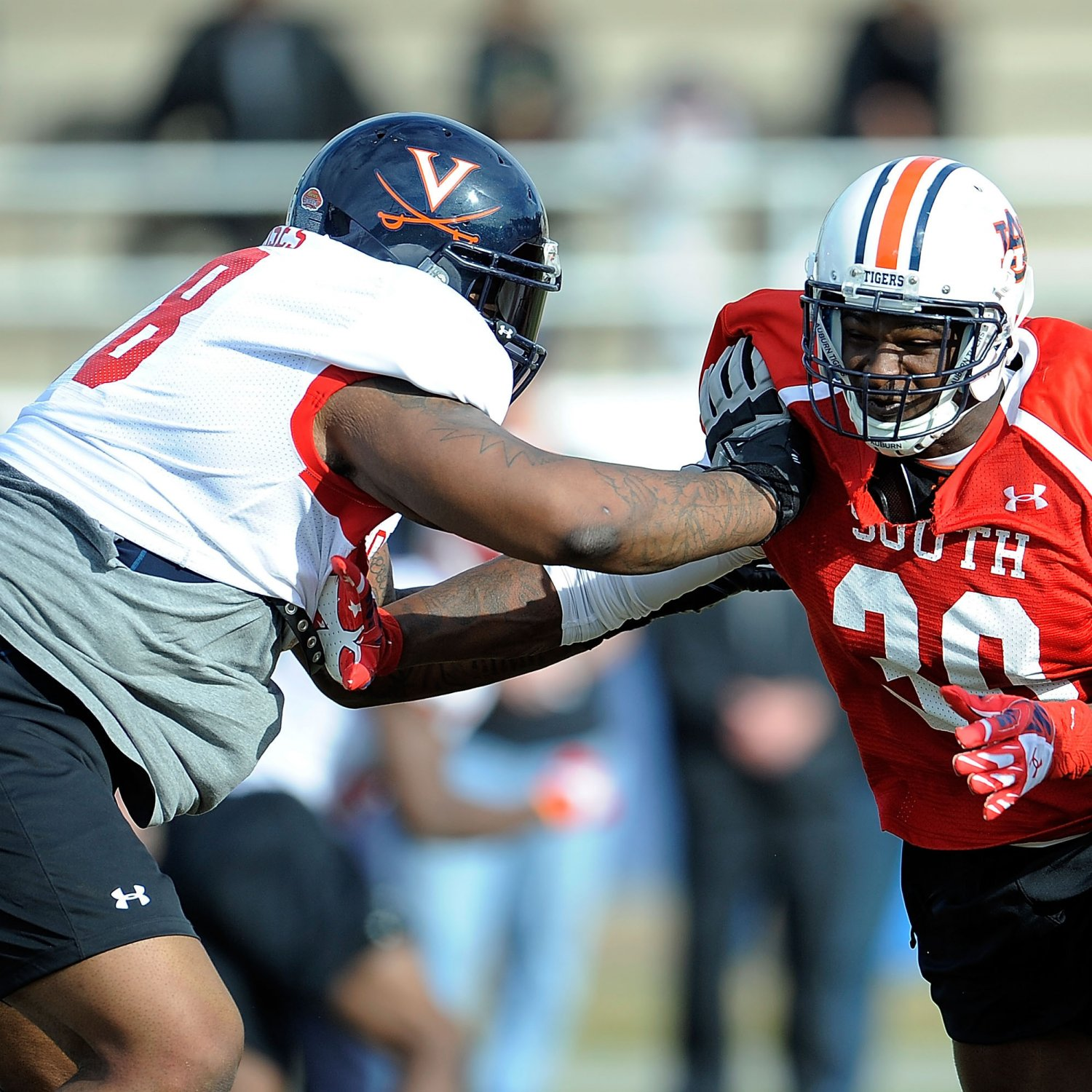 San Diego Chargers Established: San Diego Chargers' Scouting Guide To The 2014 Senior Bowl
