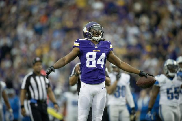 How Cordarrelle Patterson Fits into Minnesota Vikings' Plans in 2014-15