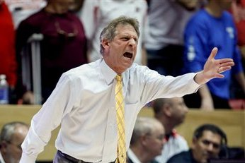 Wyoming Coach Larry Shyatt out for Air Force Game Due to Illness