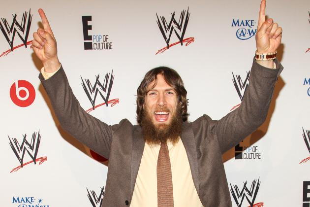 Daniel Bryan Wins WWE World Heavyweight Championship at WrestleMania 30
