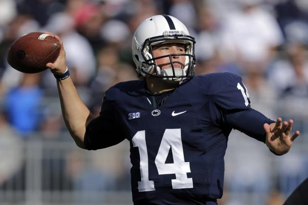 Penn State Football: Focus on WR Recruiting Music to Christian Hackenberg's Ears