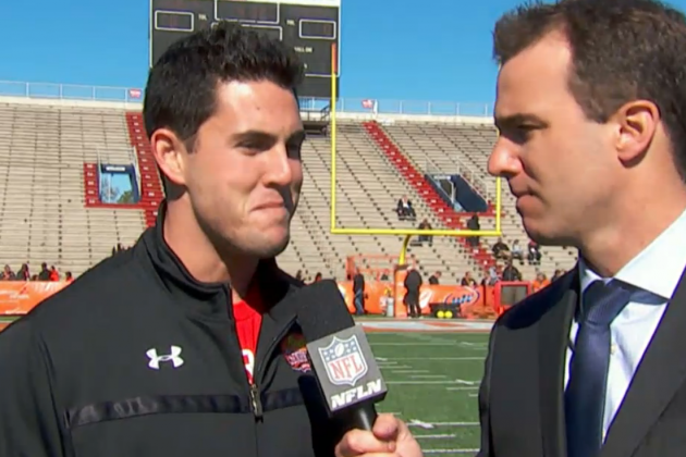 Georgia QB Aaron Murray 'Full-Go' for April Pro Day