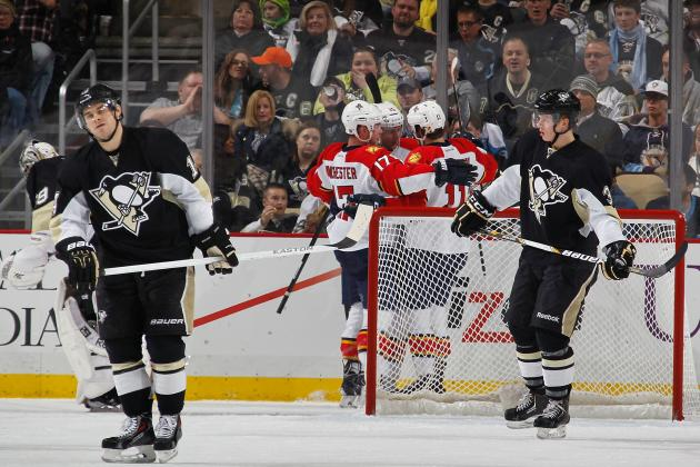 Notebook: Penguins Annoyed by Performance