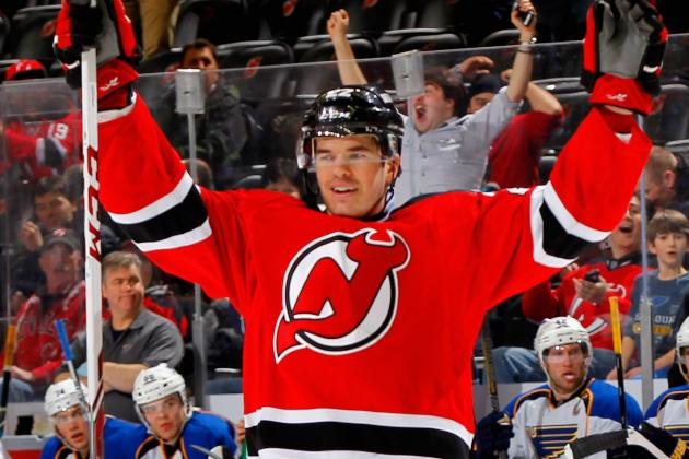 Devils' Eric Gelinas Beats Ball-Playing Kin to Yankee Stadium