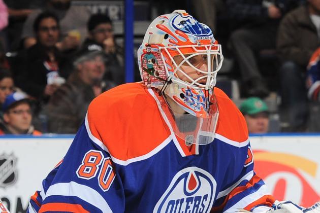 New Edmonton Oilers Goalie Ilya Bryzgalov, in His Own Words