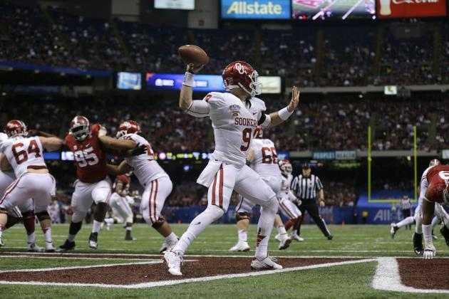With so Much QB Experience Returning in 2014, Big 12 Football Is Set for Success
