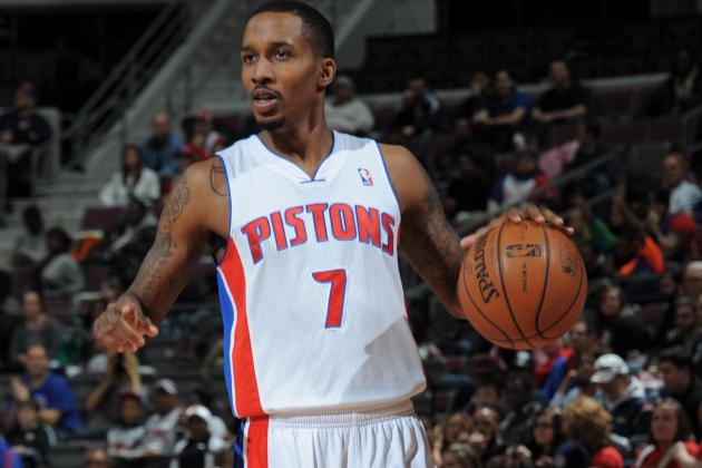 Brandon Jennings Looks for Rhythm, Aggressive Game