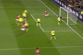GIF: Jonny Evans Heads Manchester United in Front vs. Sunderland